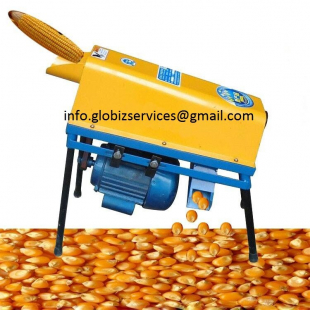 gallery/electrical corn shelling and peeling machine